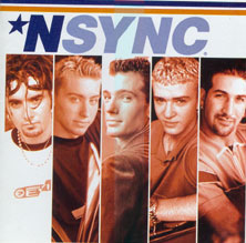 nsync-first-album-cover